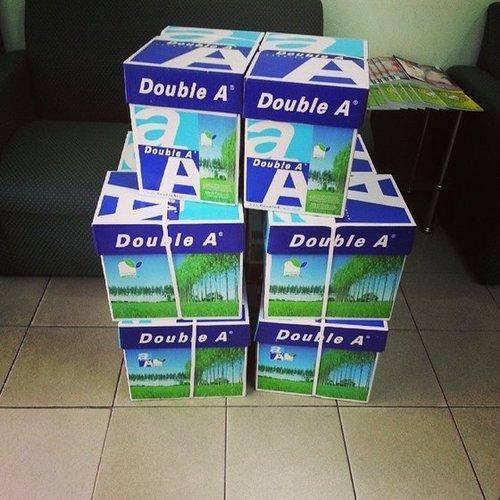 A4 Paper Double A A4 Copy Paper 80gsm