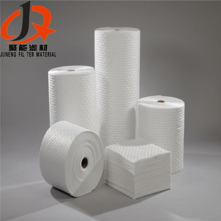 Famous Absorbent Microfiber Nonwoven Fabric Manufacturer of Oil Absorbent Pads