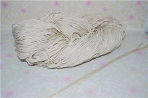 In Discount Price Of 60nm/16ply 100% Spun Silk Yarn
