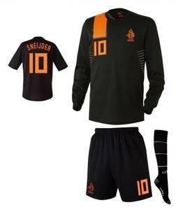 Netherlands soccer uniform