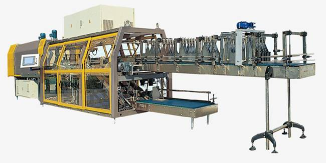 Film Shrink Wrapping System