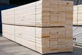 Pine, Beech, Spruce Sawn Timber