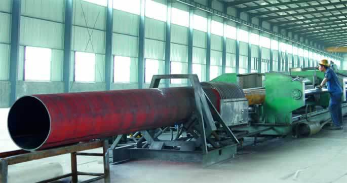 Great -seamless -pipe/great steel pipe/great pipe mill