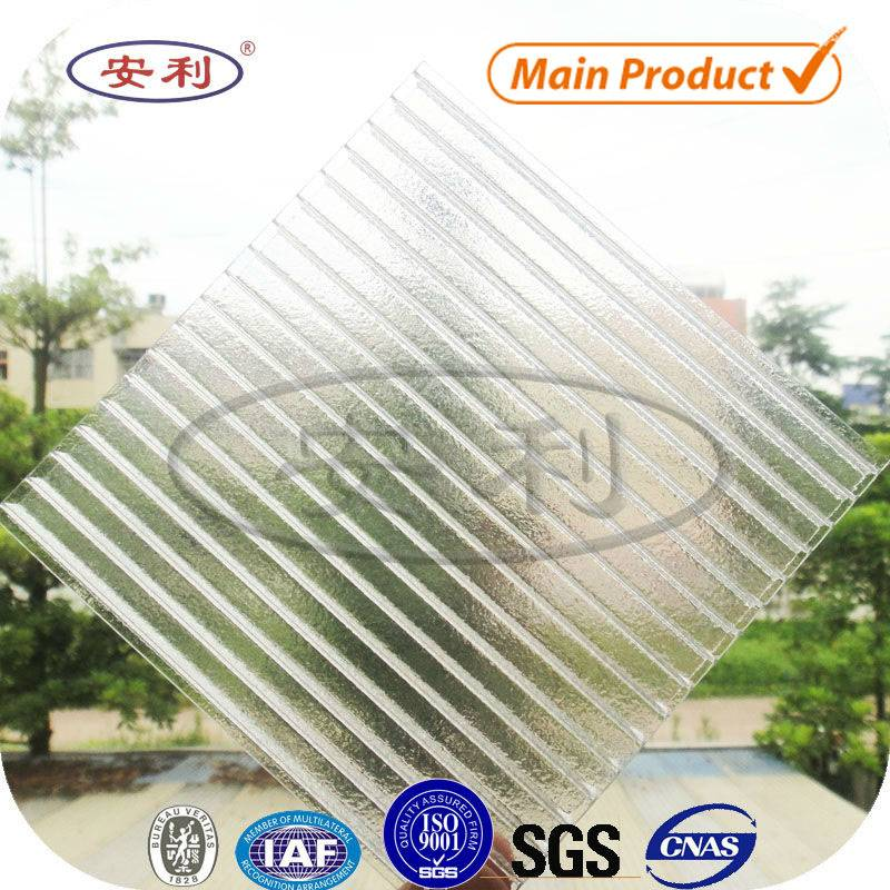 ANLI PLASTIC POLYCARBONATE HOLLOW SHEET