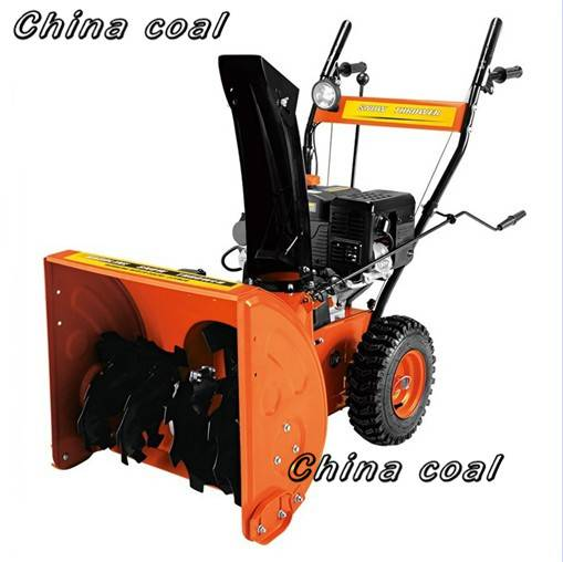 Hot 6.5hp snow blower/snow sweeper