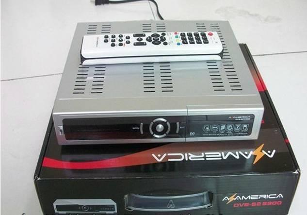 Az america S900 satellite receiver