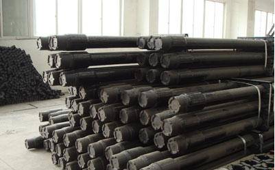 2-3/8 inch drill pipe EU 6.65PPF NC26 2-3/8IF connection