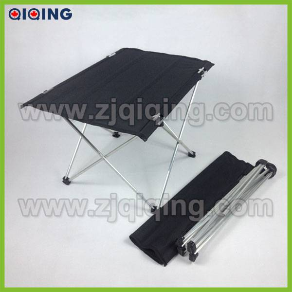 2014 new hot sale HQ-1050G Carry bag with aluminium folding table