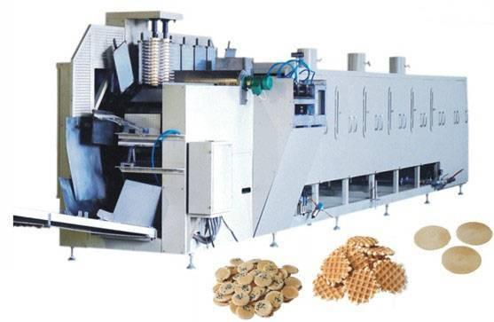 Automatic Production Line of Iron Plate Roast Cake
