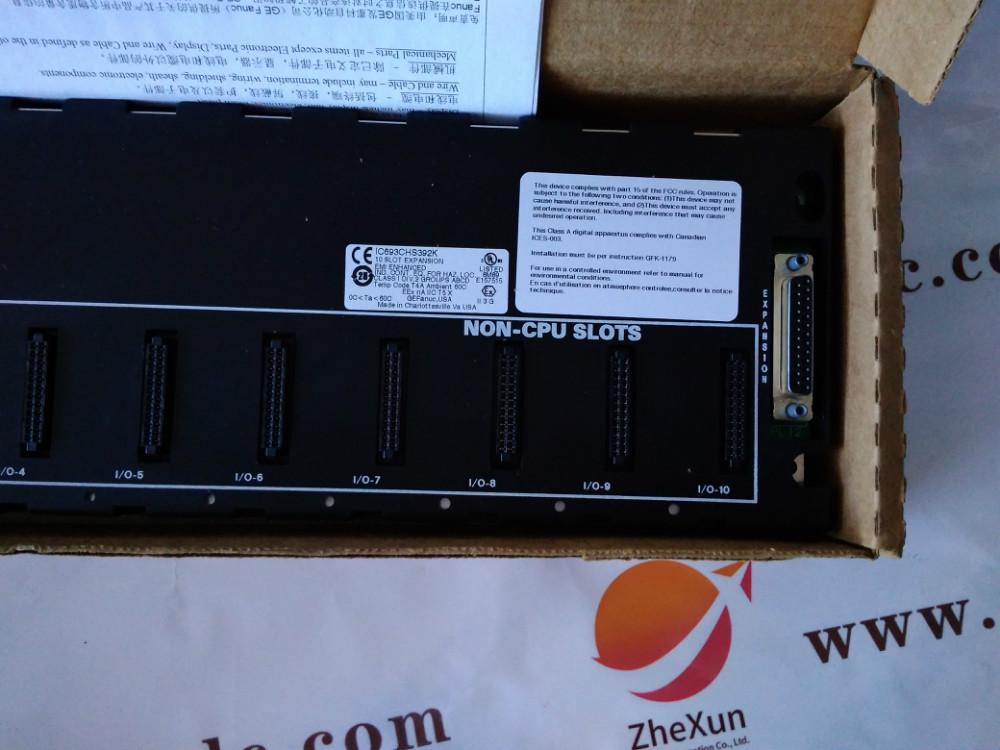 NEW LISTINGGE Fanuc IC660BLD024 Genius 16Pt I/O Block AS IS