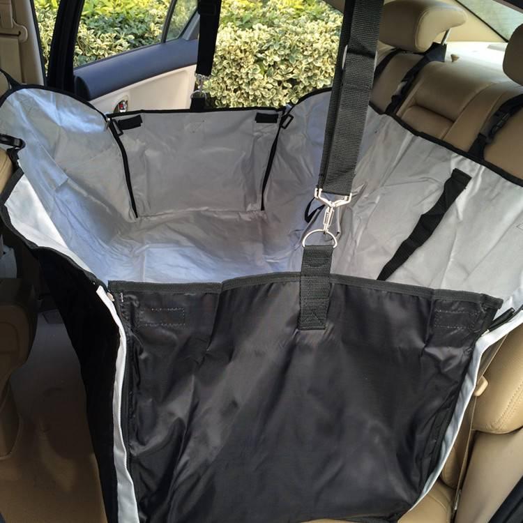 1680D Nylon Pet Dog Car Seat Cover