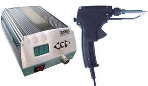 120W lead free&High frequency soldering station