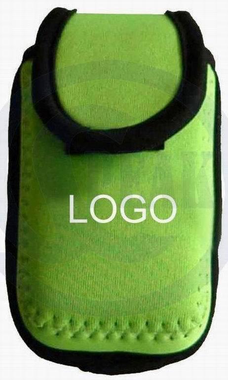 neoprene mobile pouch