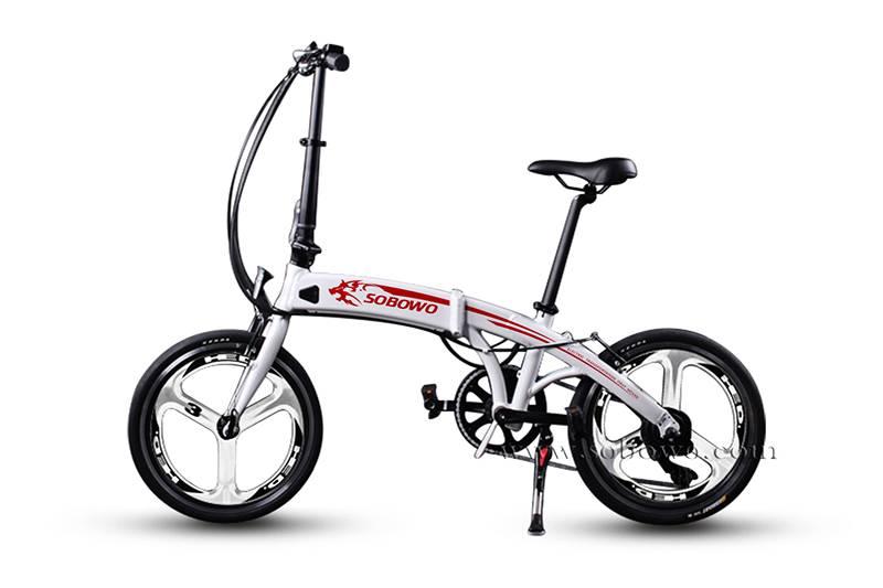 mini small folding electric bike