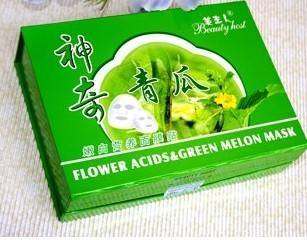 Green melon whitening skin care facial mask,Face Mask,Facial Mask,Beatuy Host