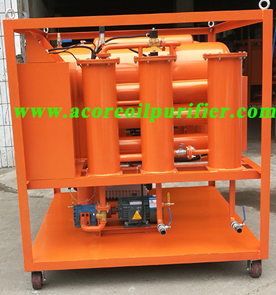 Sales Oil Treatment Plants For Transformers