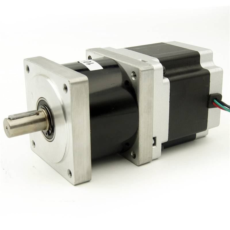 NEMA34 Planetary geared stepper motor