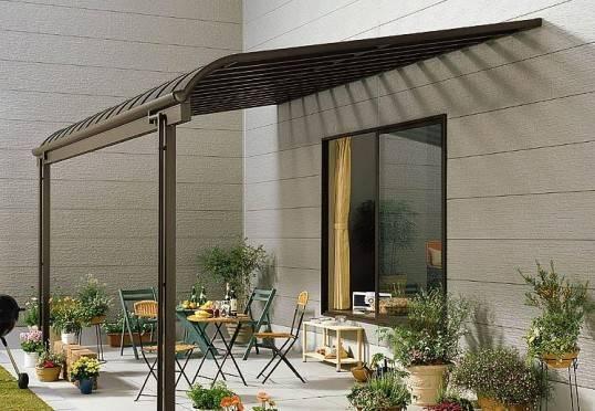 Balcony canopy, balcony awning, shades