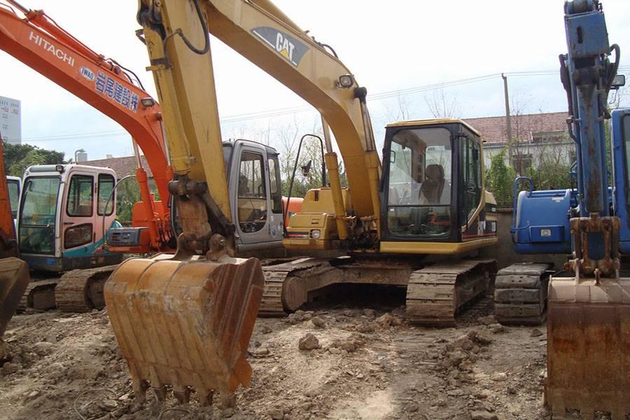 used CAT excavator 312B