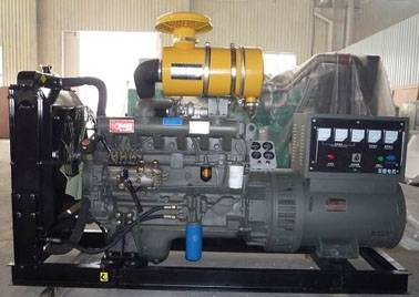 China MTU 1000kw Natural Gas Genserator