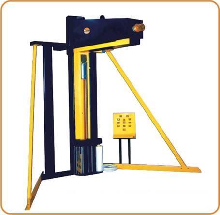 Rotary-arm Pre-Stretch Wrapping Machine(Wer-W700)