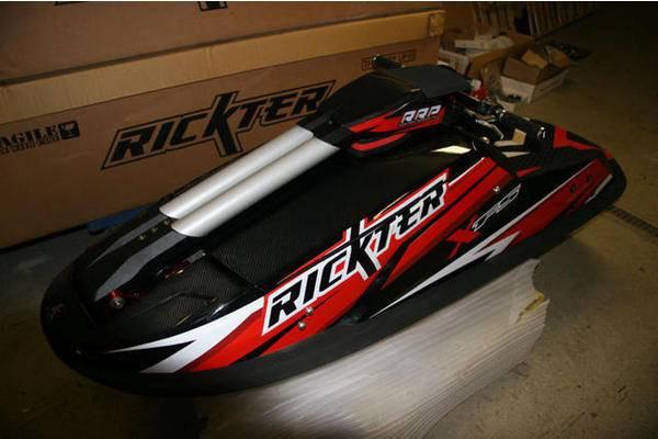 Rickter RRP FS-2 Jet Ski