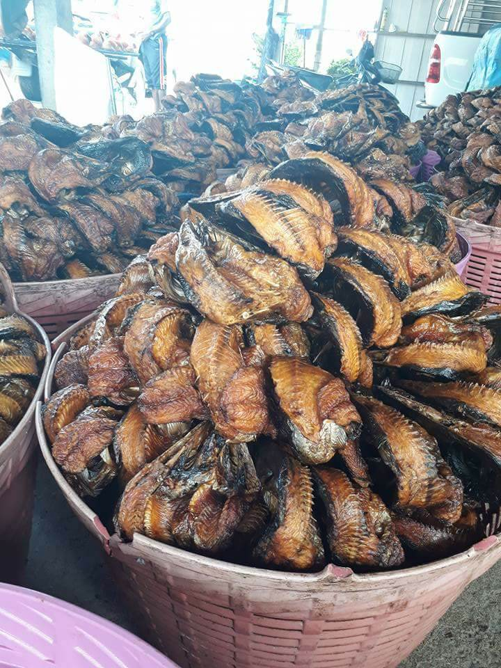 Smoked/Dried Catfish for sale