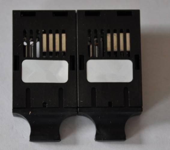 Sell 19 optical transceiver 155Mbps duplex fiber SM/MM transceiver module