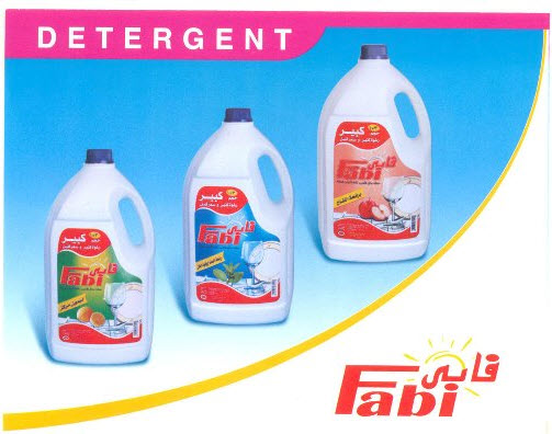 Fabi Liquid Cleaner.