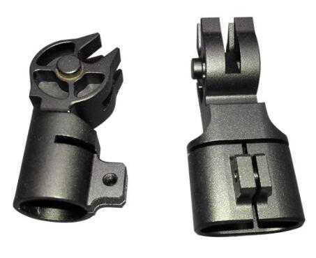 Forged and CNC Machined Part