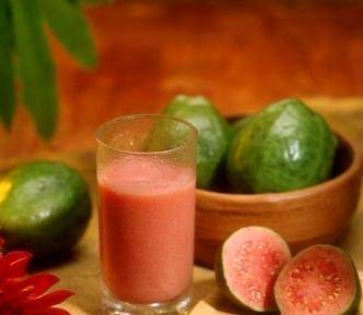 Aseptic Pink Guava Pulp