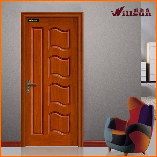 cherry wood interior door