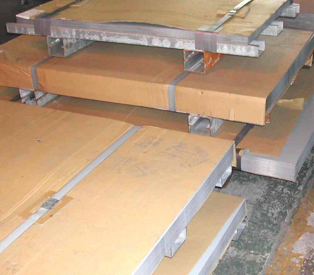 304/2B stainless steel sheet