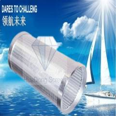 HUADONG Stainless steel water well screen/wedge wire screen for water well