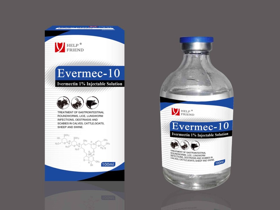 Ivermectin 1% Injectable Solution