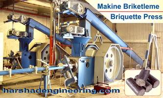 Sell Sawdust Briquetter