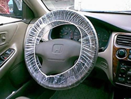 Sell PE Steering Wheel Cover