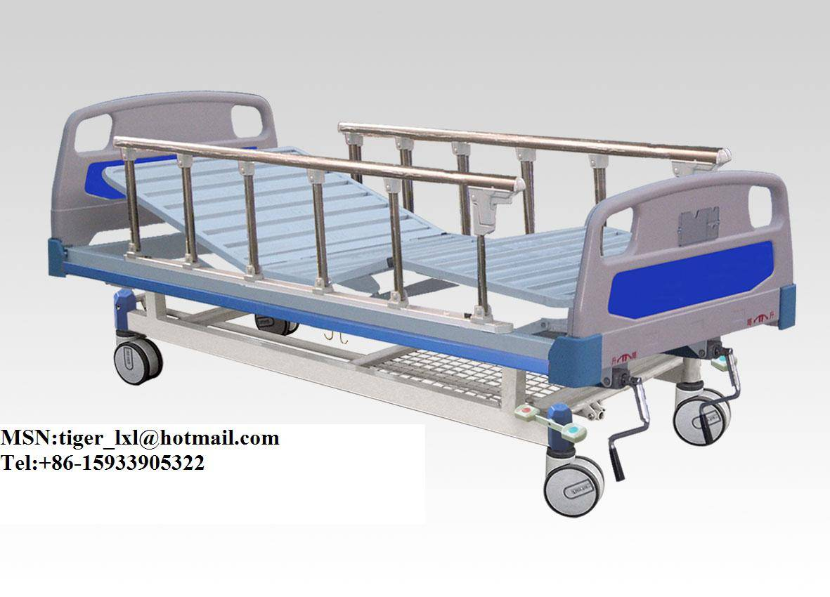 Movable Double Shakes Medical Bed A-18