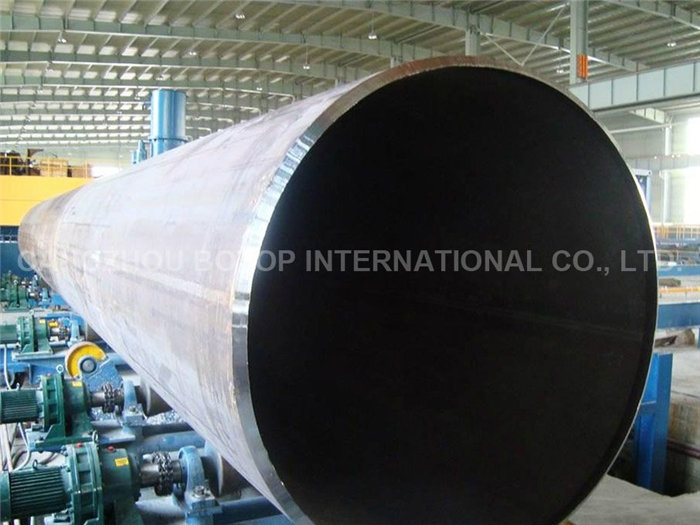 ASTM A672 B60/B70/C60/C65/C70 LSAW Carbon Steel Pipe