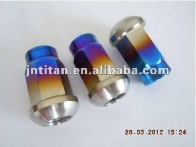 Gr5 titanium lug nut
