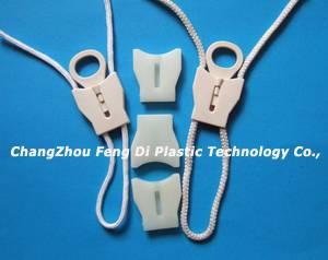B-lock, cord lock, rope lock, fix-lock, used in dustproof, fibcs, big bags, bulk bags, jumbo bags
