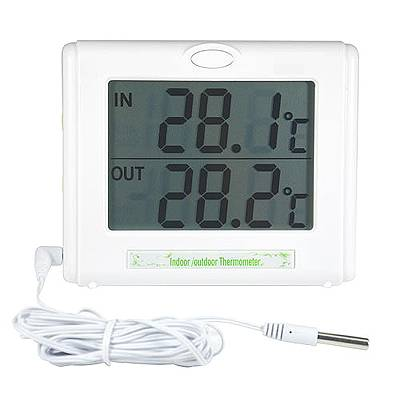 In/Outdoor Thermometer: YC-814