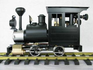 Steam locomotive toys - G Scale , Brass material