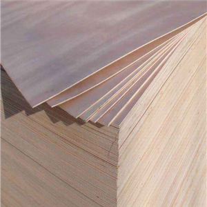 Once formed plywood