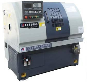 CK6125 mini CE ISO certifcates and best price CNC lathe machine