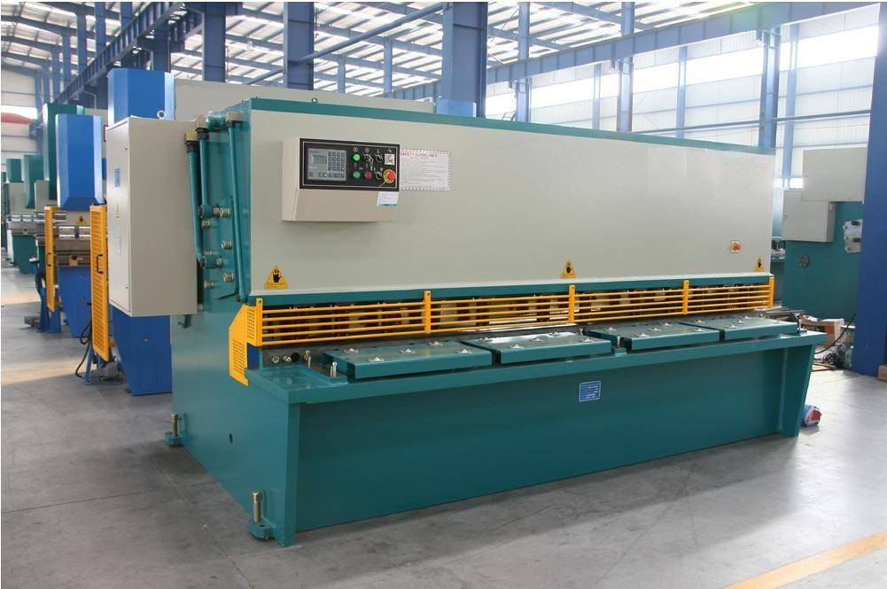 Hydraulic Pendulum Shearing Machine/Pendulum Shear Machine