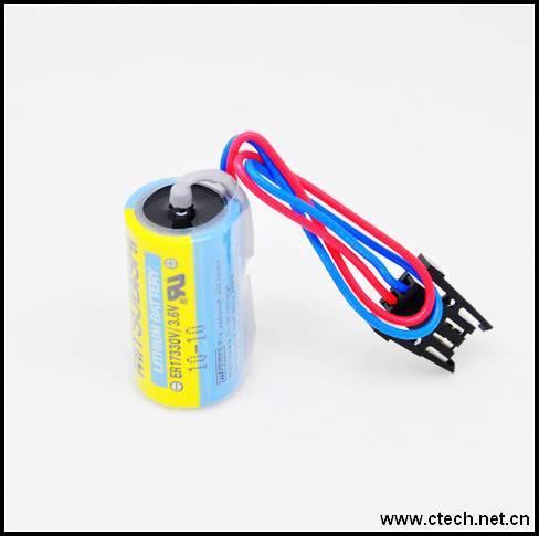Mitsubishi ER17330 Battery
