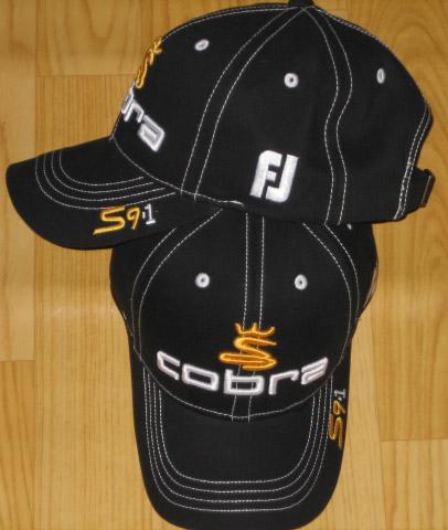 100% Cotton Golf Caps