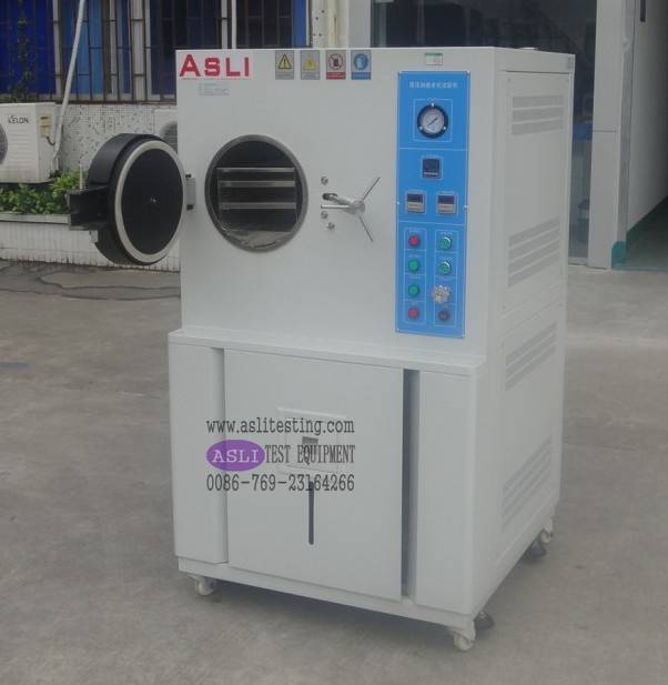 Saturated / unsaturated humidity pressure aging test chamber