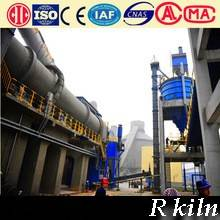 Cement Rotary Kiln (WE HAVE ALSO LIME, TITANIUM DIOXIDE, LATERITIC NICKEL, MAGNESIUM OXIDE, BAUXITE,